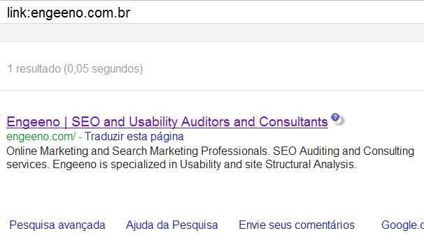 Engeeno.com.br obtém PR4